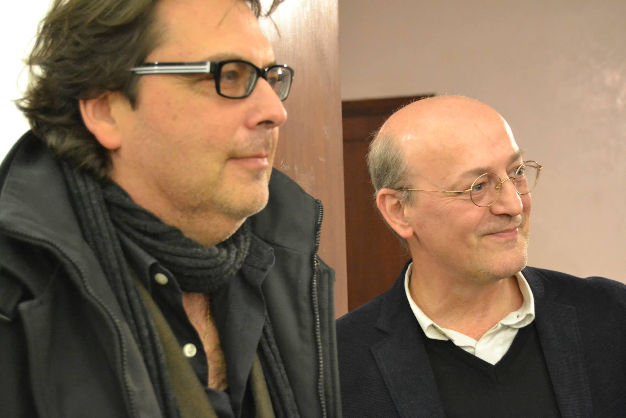 Pasquale Di Palmo e marco Munaro